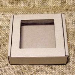 Коробочка квадратная...