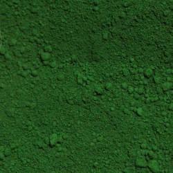 Зеленый пигмент матовый...