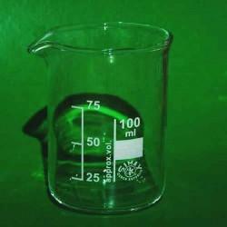 Стакан стекл. 100 мл со шкалой