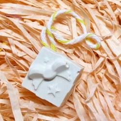 Подарок мини гипсовая фигурка