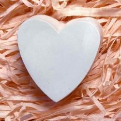 Серце гіпсова фігурка