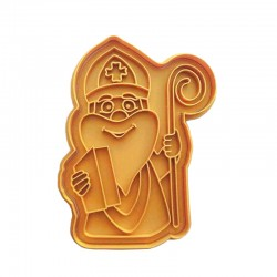 Святий Миколай форма для...