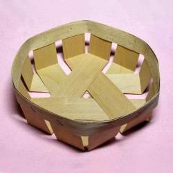 Корзинка шестиугольная...