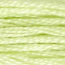 14 DMC Pale Apple Green...