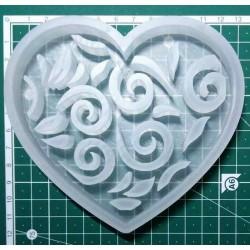 Сердце (силиконовый молд...