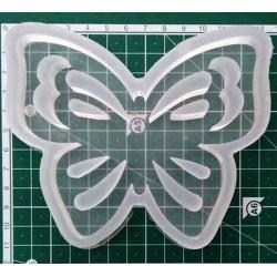 Метелик 1 (молд для випічки)