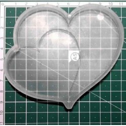 Серця (молд для карамелі)