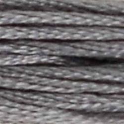 4 DMC Dark Tin мулине арт. 117