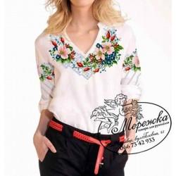 Схема для жен. сорочки...