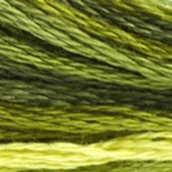 4066 DMC Amazon Moss Color...
