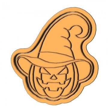 Гарбуз у капелюсі форма для...