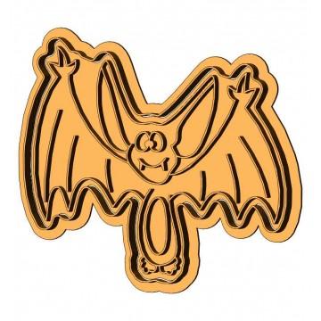 Летюча миша форма для пряника