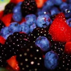 Лісові ягоди запашка