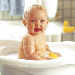 Комплекс для купания малышей