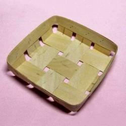 Кошик квадратний 13х13х3,5 см